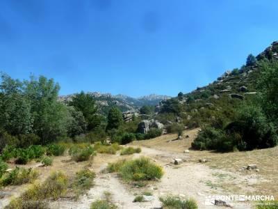 La Pedriza-Río Manzanares Madrid-Charca Verde; parque natural bardenas bosques de la rioja